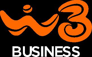 WindTre Business Logo